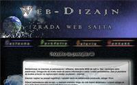 Izrada web sajta-reklama