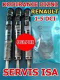 Dizne Renault 1.5 dci