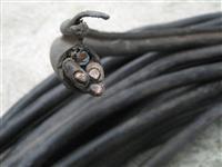 Samonosivi bakarni kabl 4x6mm