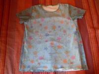 Prelepa majica od tila vel 140