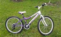 Deciji bicikl za devojcice