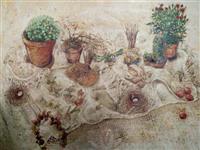 ULJE NA PLATNU ( oil on canvas)