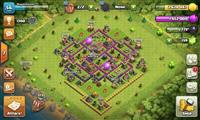 Clash of clans acc. town hall 8 , builder hall 5