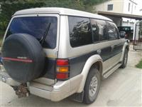 Mitsubishi Pajero td intercooler -98