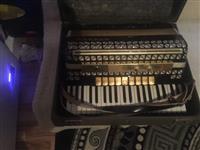 Harmonika hohner atlantic 3 120 basova