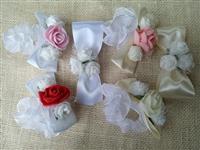 Cvetici za kicenje - narukvice, reveri