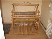 Nov razboj za tkanje