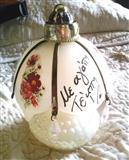 Stara keramička bočica za mirisna ulja