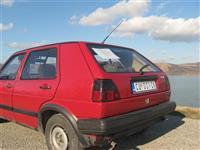 VW Golf    -  ekstra stanje