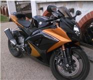 Suzuki GSXR 1000 -08