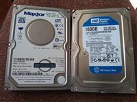 hard diskovi sata 160g