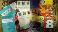 Polovne knjige za 8. razred (ocuvane)