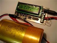 Digitalni LCD 2x16_ESR/C_Tester