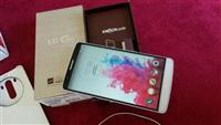 LG G3 16G beli ful oprema