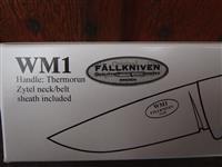 ORIGINAL Fallkniven Wm1