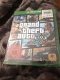 GTA V XBOX igrica NOVA u celofanu