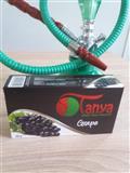 tanya aromatična biljna melasa za nargilu grožđe