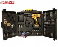 STRAUS Austria akumulatorska bušilica 24V -92 dela