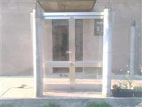 Vrata polovna od aluminijuma
