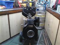 Motorna pumpa Slap 800 DMB dizel motor