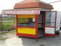 Kiosk u Sabac