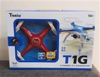 Dron -Kvadrokopter sa Kamerom model T1G-Akcija!