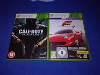 CoD black ops i Forza motosport 4