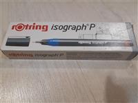 ROTRING ISOGRAPH 2mm NOVO