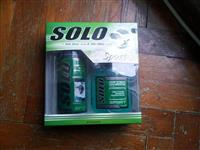 Solo body spray+after shave kozmetitčki set