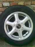 Hankang - Auto gume / 195x65x15