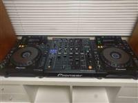 Pioneer CDJ-900x2 & DJM-900nexus