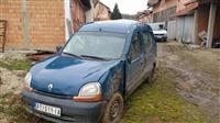 Havarisani Renault Kangoo