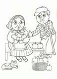 Nega i cuvanje bake ili deke  starih i bolesn