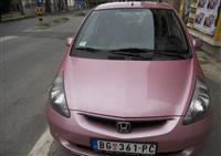 Honda Jazz Pink -04