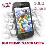 Instalacija iGO Primo Navigacije
