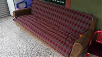 Kauc kanape 2 lezaj