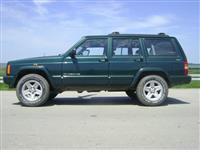 Jeep Cherokee, Classic 4.0. -01