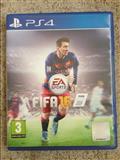 FIFA 16 PS4 -(korisceno)