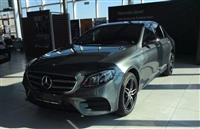 2017 Mercedes Benz E 220 d AMG 4MATIC