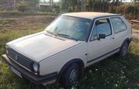 1987 Volkswagen Golf 2 1.6d reg 3-2019