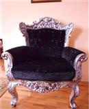 Stilske fotelje s, moderni barok, rucni rad