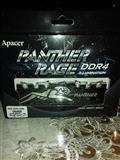 Apacer RAM Panther Rage DDR4 4gb 2400 mHz