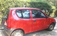 Fiat Seicento 1.1 -02