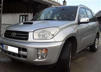 Toyota RAV 4 DžIP 4x4 D4D NOV NOV -03