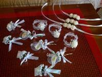 Cvetici i dekoracija za svadbe