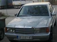 Mercedes 190E -86