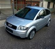 Audi A2 1.4 tdi nov nov nov -02