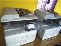 RICOH-štampač,skener,kopir,faks ×2 kom.
