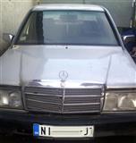 Mercedes 190e -87