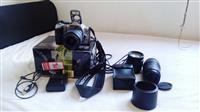 Canon 300D sa pratecom opremom